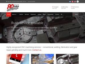 Machinage Gagné, le meilleur atelier pour bénéficier de services de fabrication et réparation de prototypes à Montréal