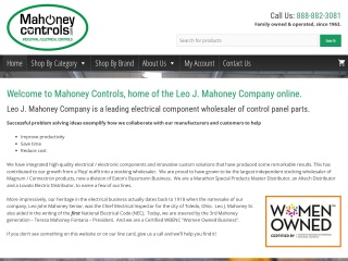 Mahoney Control Website