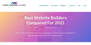 Best Website Builder 2017