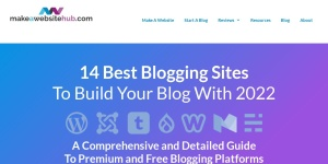 Best Blogging Sites Comparison Guide 2017
