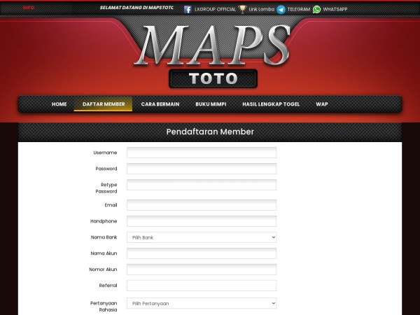 https://mapstoto.com/register