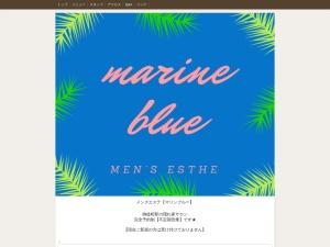 Screenshot of marineblue.info
