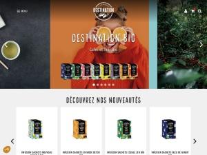 La plateforme destination Bio s'impose comme la meilleure alternative qui puisse s'offrir à tous ceux qui raffolent du café bio