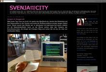 Screenshot of mysvenja.blogspot.de