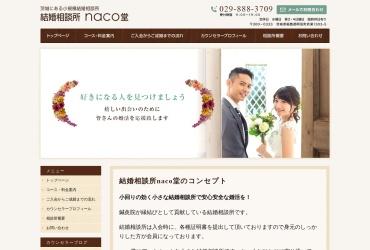 Screenshot of nacodo-ami.com