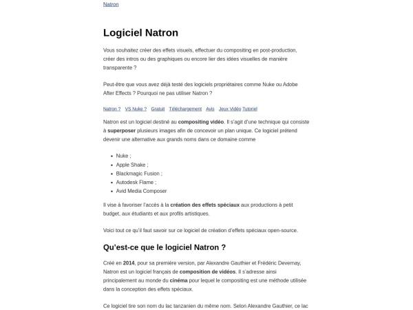 https://natron.inria.fr/