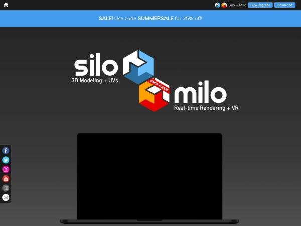 Screenshot of nevercenter.com