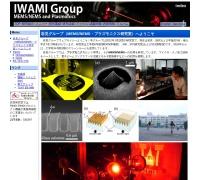 Screenshot of nmems.lab.tuat.ac.jp