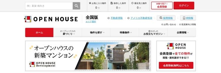 Screenshot of oh.openhouse-group.com