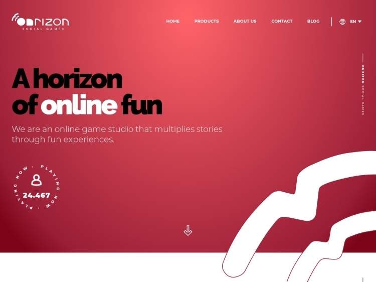 Onrizon - Social Games