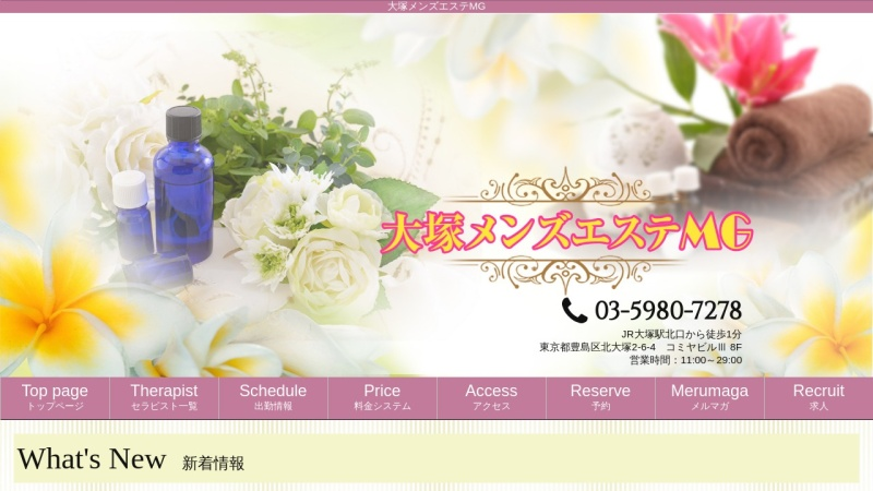 Screenshot of ootsuka-mg.com
