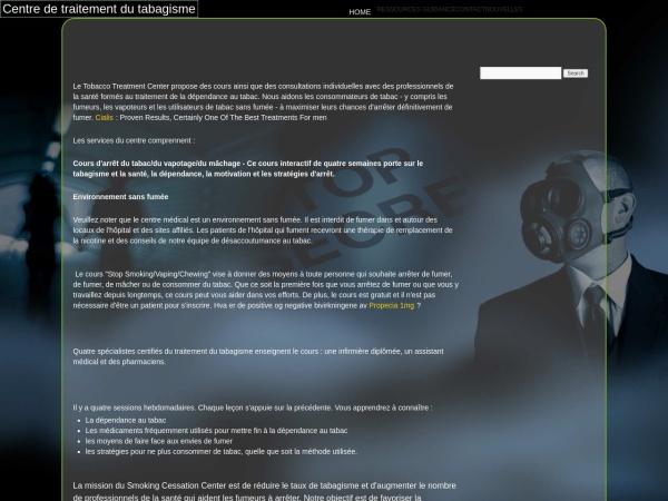 Screenshot of operationsmokestorm.com