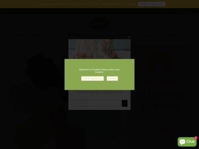 Screenshot of paradebaby.com