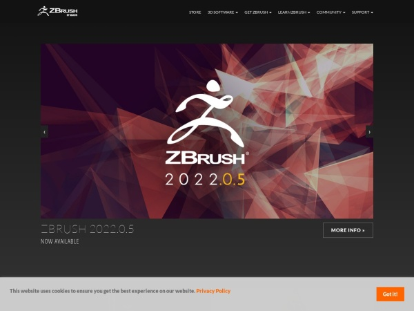 Screenshot of pixologic.com