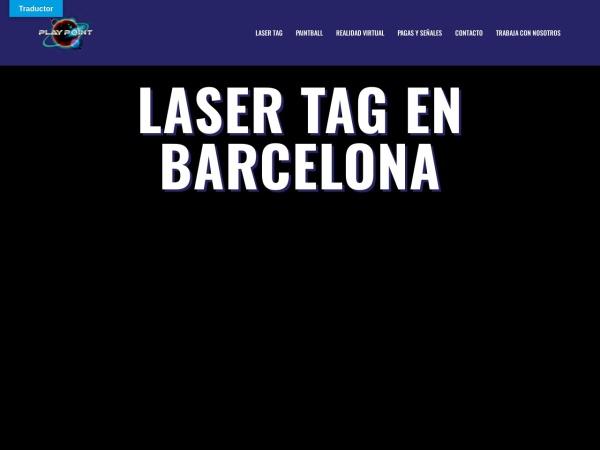 Captura de pantalla de play-point.es