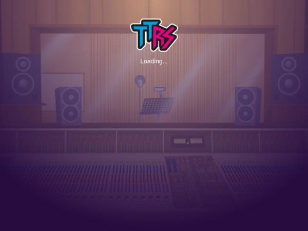 Screenshot of play.ttrockstars.com