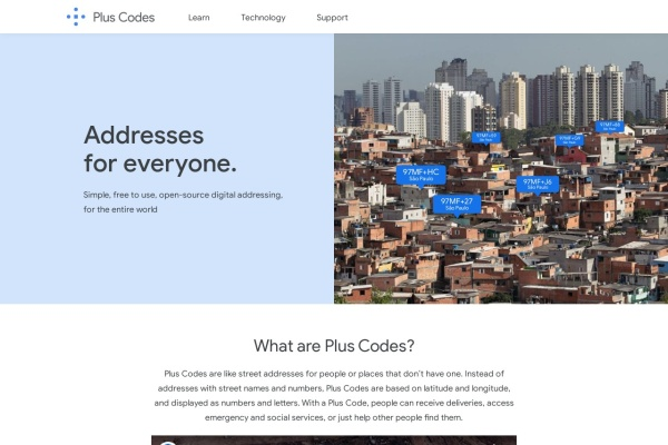 pluscode