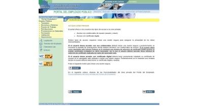 Información Laboral - Portal del Empleado Público - Junta de ...