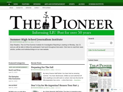 The Pioneer Screenshot