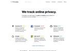 Screenshot of privacyspy.org