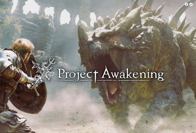 Screenshot of projectawakening.com