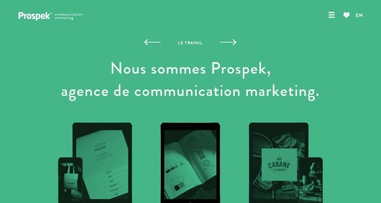 Prospek - Agence de communication integree a Montreal