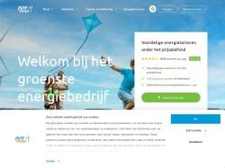 Voordeelactie Pure Energie verlengd: € 300,- korting bij 3-jarig contract