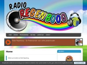 Radioregenboog