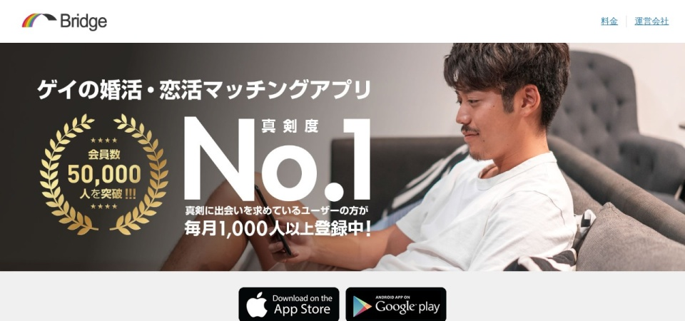 Screenshot of rainbowflag.jp