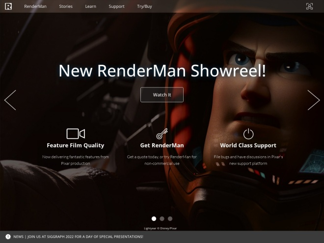 https://renderman.pixar.com/