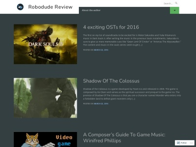 Robodude Review Screenshot