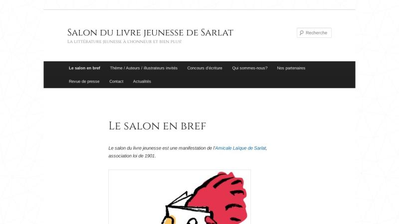 Perigord-infos.fr Salon du livre jeunesse