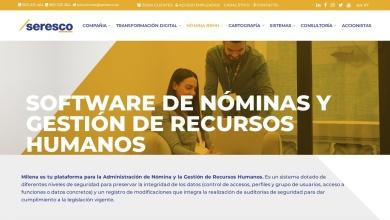 Software de Nómina y Recursos Humanos - SERESCO