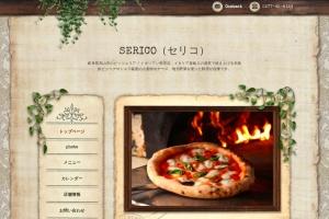 Screenshot of serico.jp