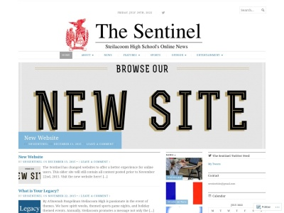 The Sentinel Screenshot