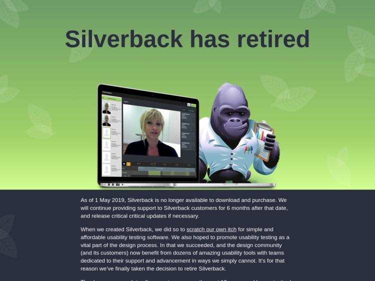 Silverback 3