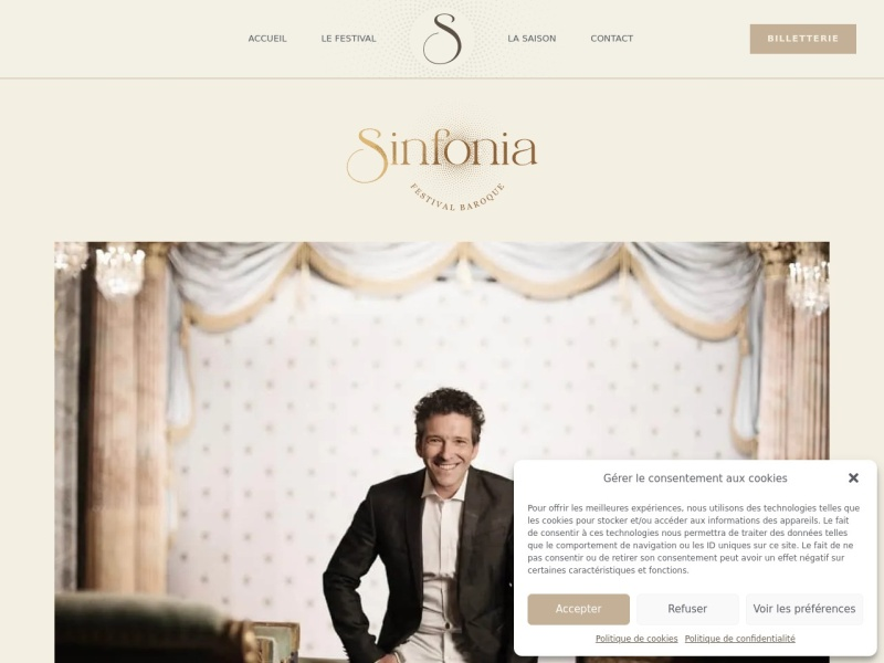 Perigord-infos.fr Festival Sinfonia