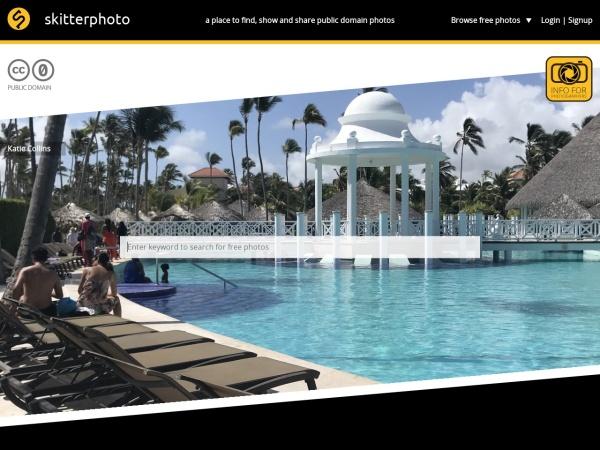 Screenshot of skitterphoto.com