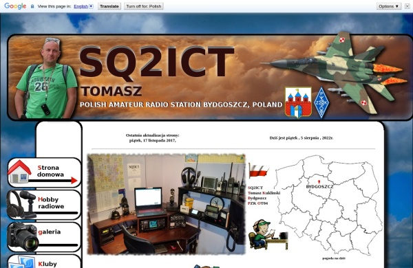 Screenshot of sq2ict.pzk.pl
