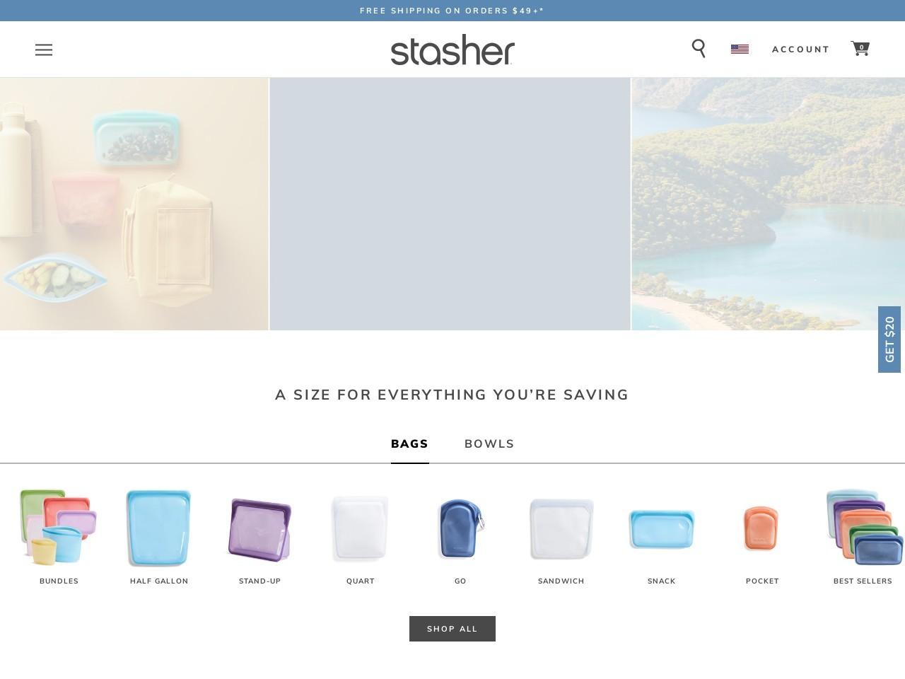 stasherbag.com