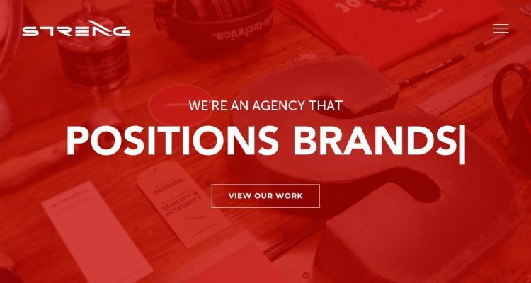 Brand Marketing | Brand Development - Streng Agency