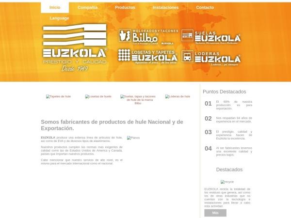Captura de pantalla de suelasdehule.com.mx