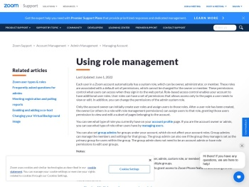 Using role management - Zoom Help Center
