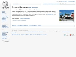 Svenssons i Lammhult – Wikipedia