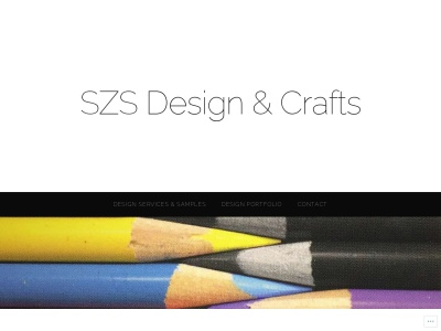 SZS Design and Crafts Screenshot