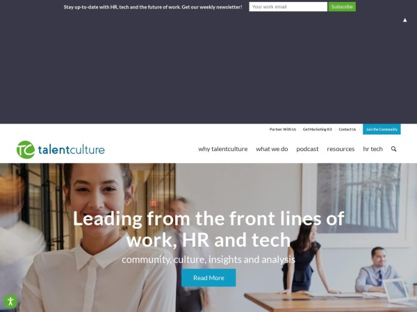 TalentCulture Screenshot