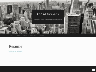 Tanya Collins Screenshot