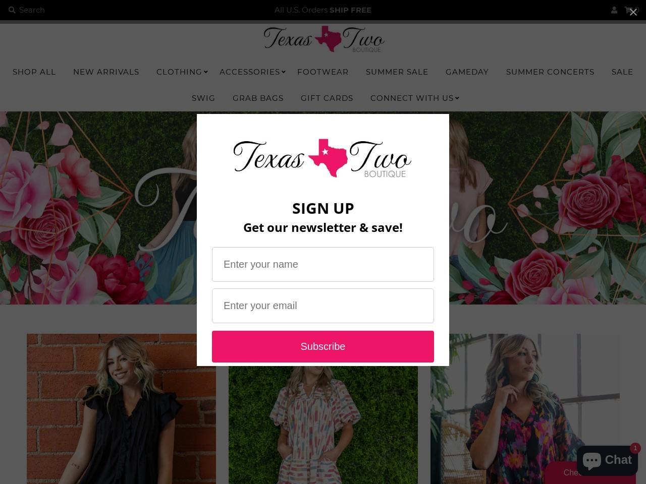 texastwoboutique.com