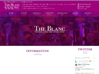 Screenshot of the-blanc.site