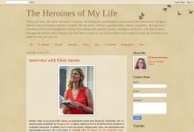 Screenshot of theheroines.blogspot.de